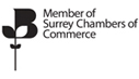 Member of Surrey Chambers of Commerce